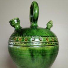 Antigüedades: ANTIGUO BOTIJO DE COLECCION-CANTIR --TITO--UBEDA--JAEN. Lote 233153120