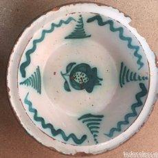 Antigüedades: ANTIGUO LEBRILLO GRANADINO 26.5X7CM. Lote 233186070