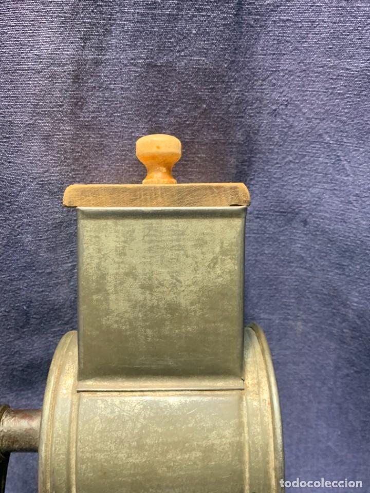 Antigüedades: PICADORA PRINCIPIO DEL S XX MTAL MADERA GERMANY HARRAS - Foto 7 - 233233675