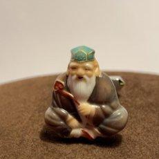 Oggetti Antichi: GEMELOS JAPONESES DE PORCELANA TOSHIKANE. Lote 233295820