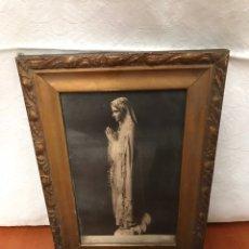 Antigüedades: CUADRO RELIGIOSO. Lote 233390955