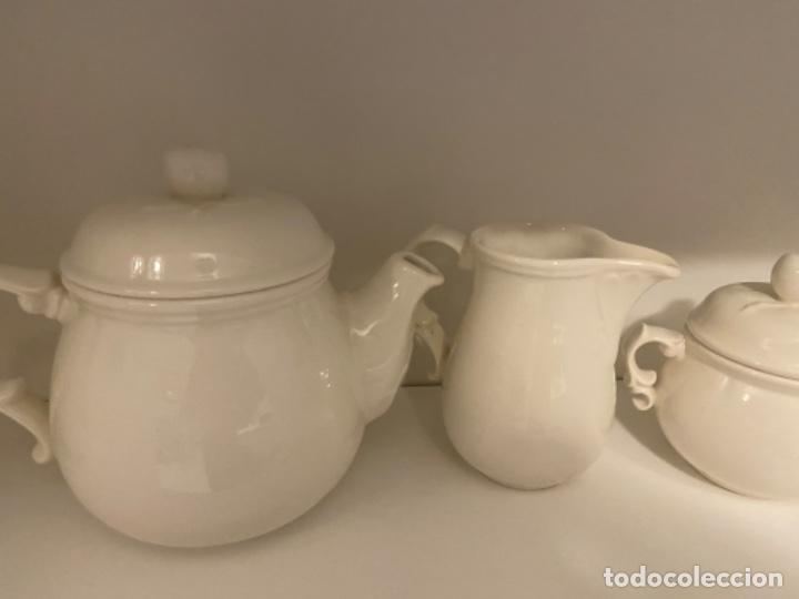 Antigüedades: Conjunto porelana san claudio - Foto 2 - 233428690