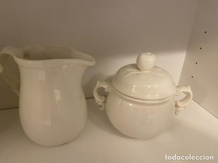 Antigüedades: Conjunto porelana san claudio - Foto 3 - 233428690