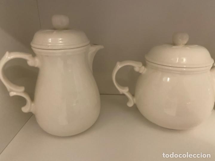 Antigüedades: Conjunto porelana san claudio - Foto 7 - 233428690