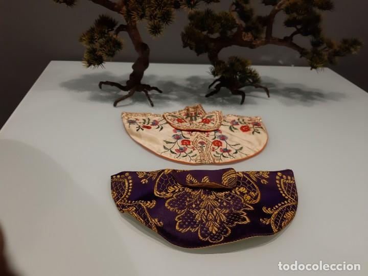 Antigüedades: MANADA TOROS PORCELANA DE ALGORA INCLUYENDO PICADOR Y CABESTRO - Foto 26 - 107684343