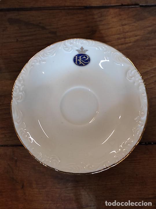 Antigüedades: Vajilla Porcelana George V - Royal Kent Collection - Completa - Nueva sin Estrenar - con Cajas - Foto 25 - 251324285