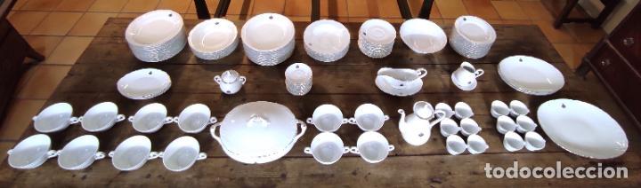 Antigüedades: Vajilla Porcelana George V - Royal Kent Collection - Completa - Nueva sin Estrenar - con Cajas - Foto 34 - 251324285