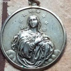 Antigüedades: ANTIGUA MEDALLA, AÑOS 60, DIÁMETRO 3 CM. Lote 233487455
