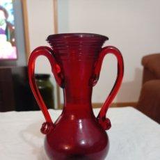 Antiguidades: PEQUEÑO JARRÓN GORDIOLA (MALLORCA). Lote 233558945