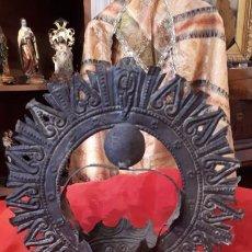 Antiguidades: CORONA DE VIRGEN. Lote 233584225