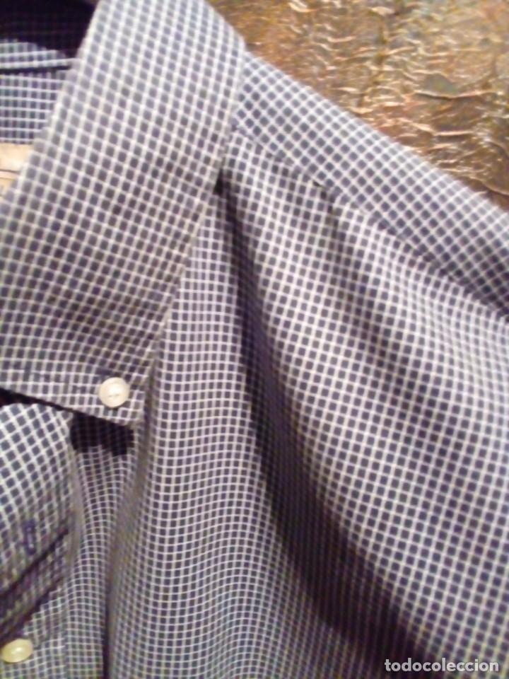 Antigüedades: camisa de hombre basic line - Foto 2 - 233614960
