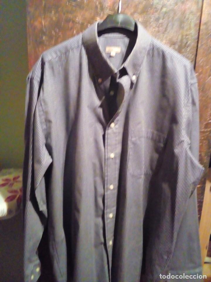 Antigüedades: camisa de hombre basic line - Foto 5 - 233614960