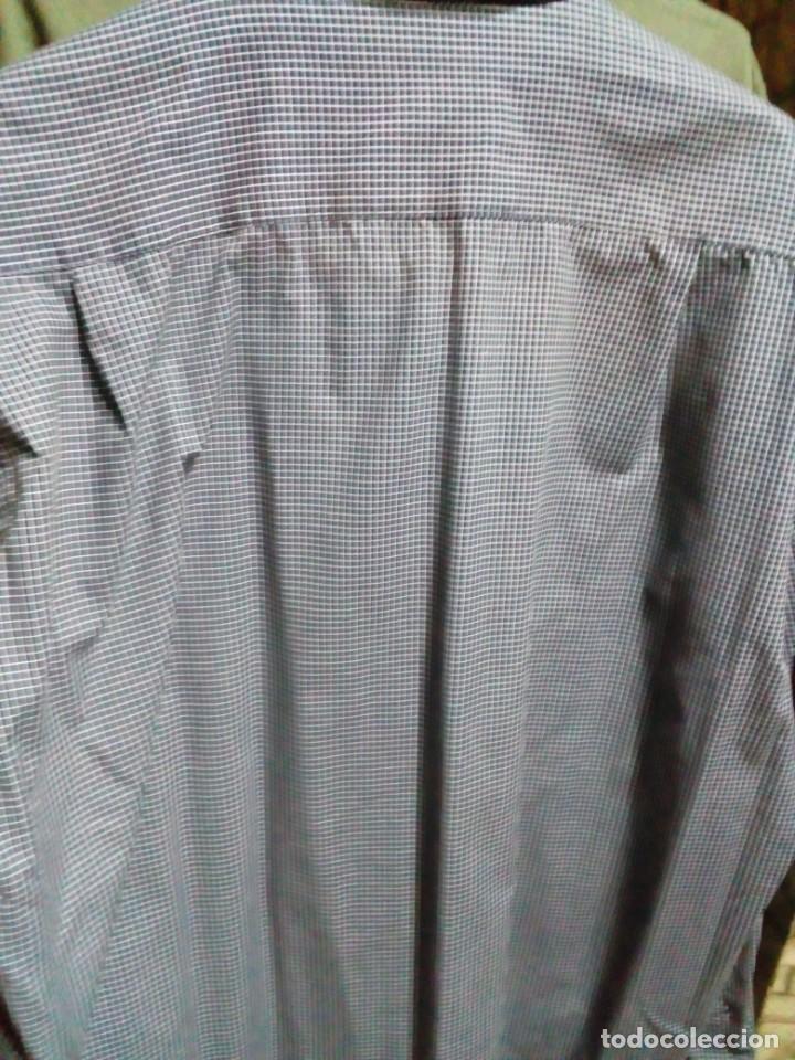 Antigüedades: camisa de hombre basic line - Foto 7 - 233614960