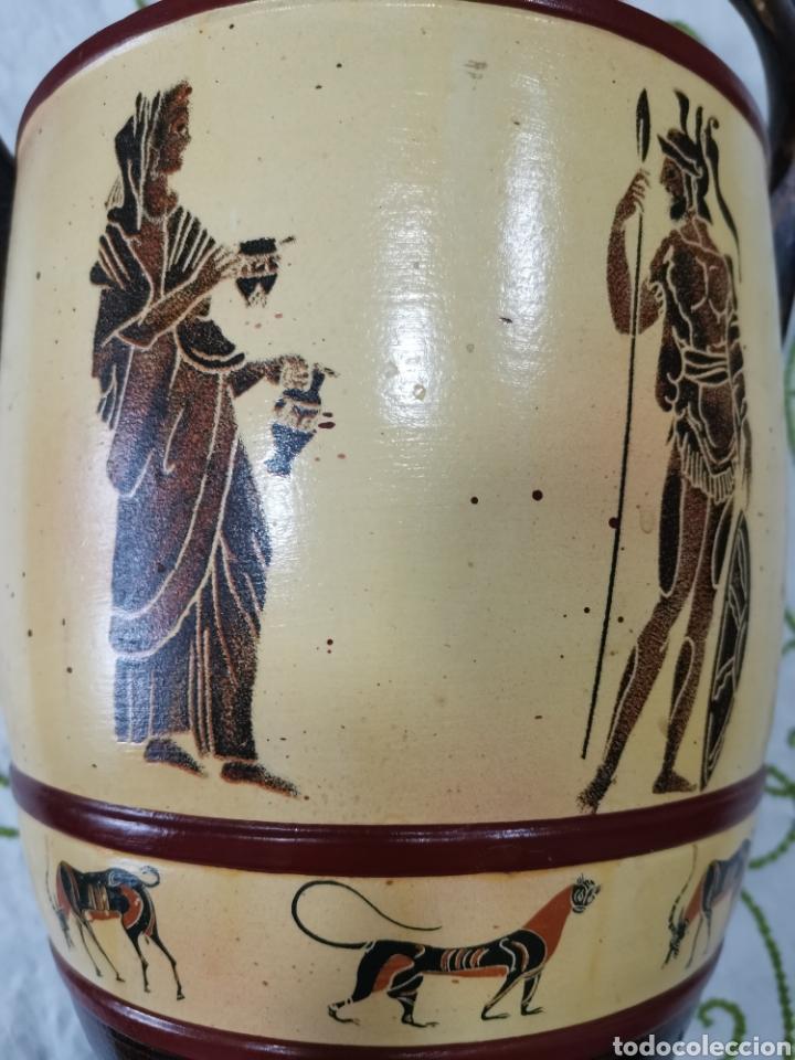 Antigüedades: Gran jarrón de cerámica griega - Foto 3 - 233650220