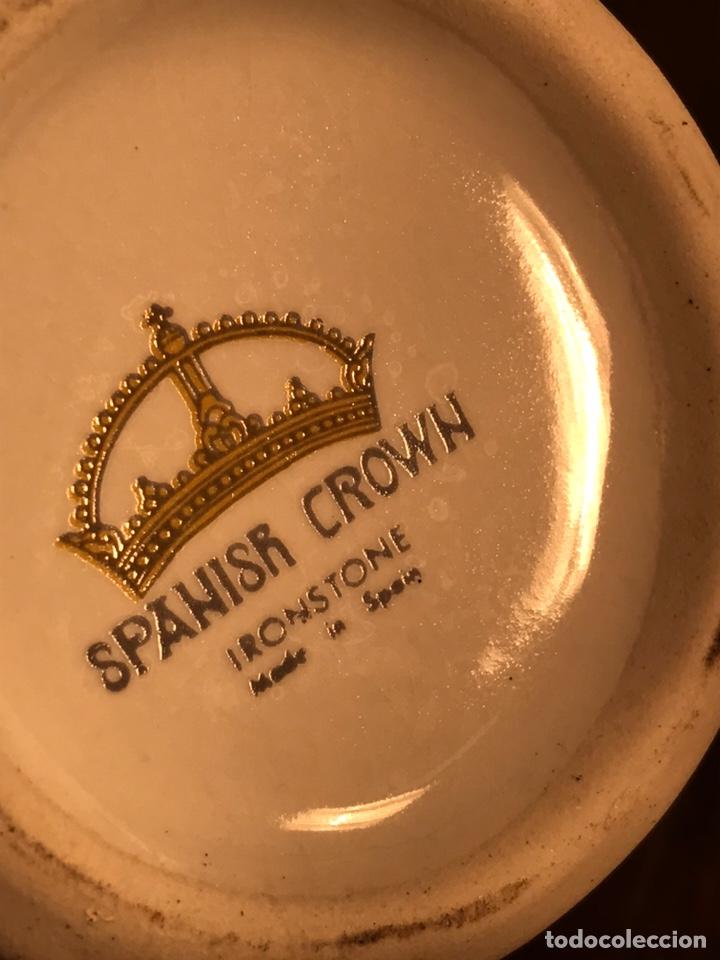 Antigüedades: Albarelo de cerámica Roche 12.5x7cm - Foto 2 - 233655510