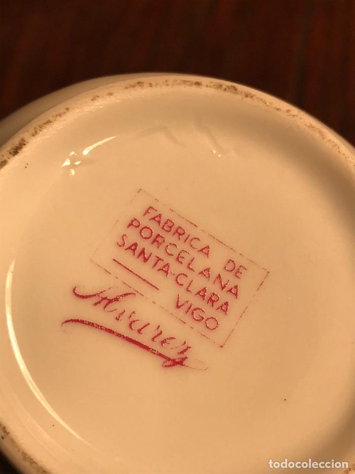 Antigüedades: Albarelo de porcelana 11x7cm - Foto 3 - 233656630