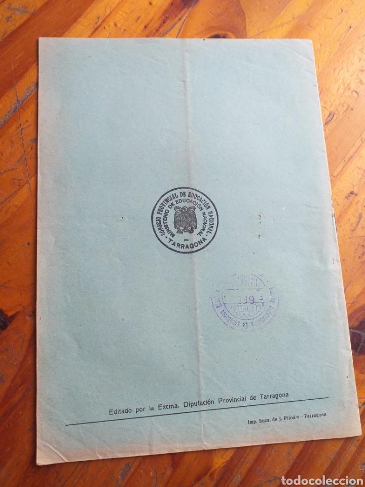Antigüedades: POSTER F.C.B. BARCELONA,FALANGES JUVENILES DE FRANCO, XAVIER BARBERA TERRES DE LLEIDA ,POBLET ,ETC - Foto 19 - 233662515