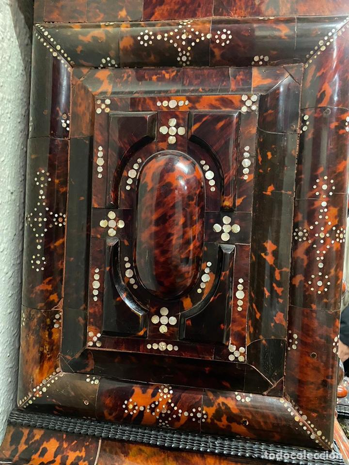 Antigüedades: BARGUEÑO BARROCO MEXICANO S.XVII. - Foto 4 - 233675025