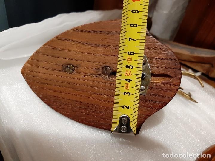 Antigüedades: DOS MINIATURAS DE TROFEOS EN BRONCE CORZO Y OSO - Foto 16 - 107686635