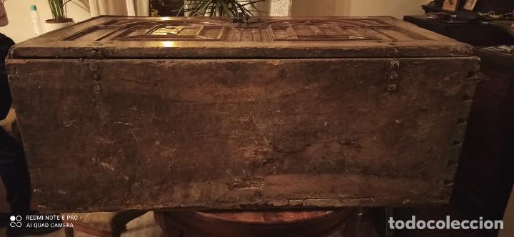 Antigüedades: Bargueño siglo xvi - Foto 5 - 233699965