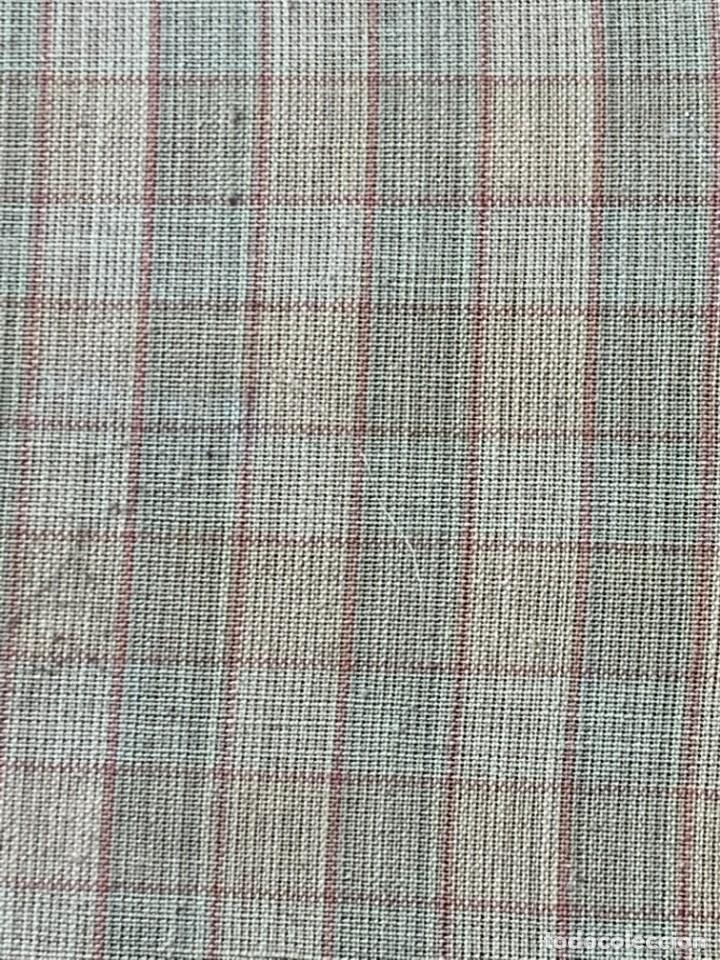 Antigüedades: pantalla chimenea nogal estilo luis Xiii luis XIV sxviii gros point flores 130x77x37cms - Foto 18 - 233707600