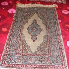 Antigüedades: ANTIGUA ALFOMBRA DE TURKY KAISERRI. Lote 233736600
