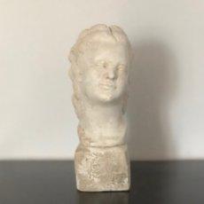 Antigüedades: BUSTO CLÁSICO DE MUJER CIRCA 1.940. Lote 233822310