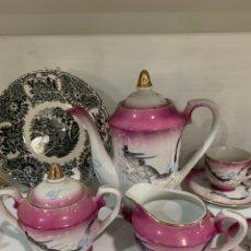 Antigüedades: JUEGO DE CAFÉ JAPONÉS.. Lote 233838855
