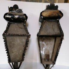 Antigüedades: FAROLES PROCESIONALES. Lote 233872820