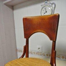 Antigüedades: ANTIGUA SILLA DE OPERADORA DE TELEFONICA. Lote 233916665