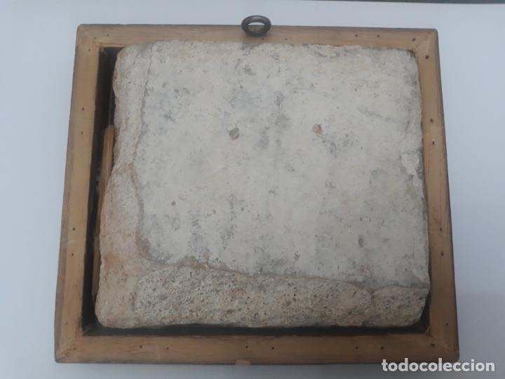 Antigüedades: AZULEJO ANTIGUO DE TOLEDO - SIGLO XV - ARISTA - LACERIA ARABE / MUDEJAR. - Foto 6 - 233921540