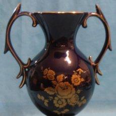 Antigüedades: BUCARO, FLORERO, JARRON DE PORCELANA ALNIS. Lote 233934890
