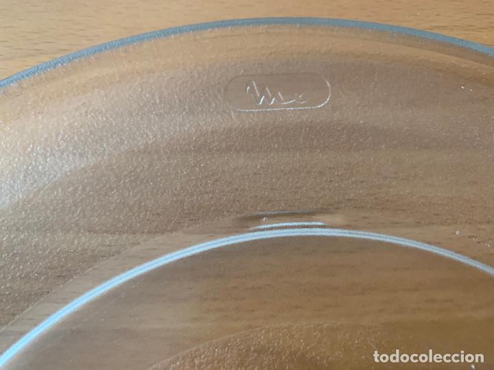 Antigüedades: Plato microondas Moulinex. Perfecto! 31,5 cm - Foto 2 - 234026045