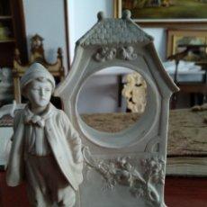 Oggetti Antichi: FIGURA PORCELANA ALEMANA 1900-1920. Lote 234311970
