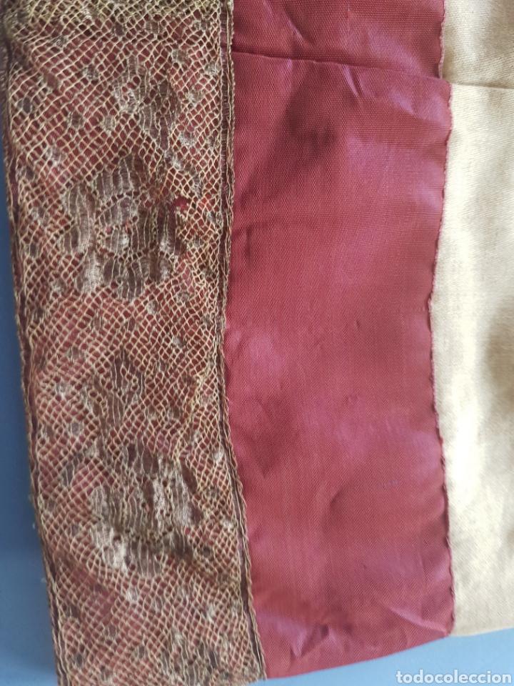 Antigüedades: Falda y camisa de niña , finales del siglo XIX - Foto 4 - 234328835