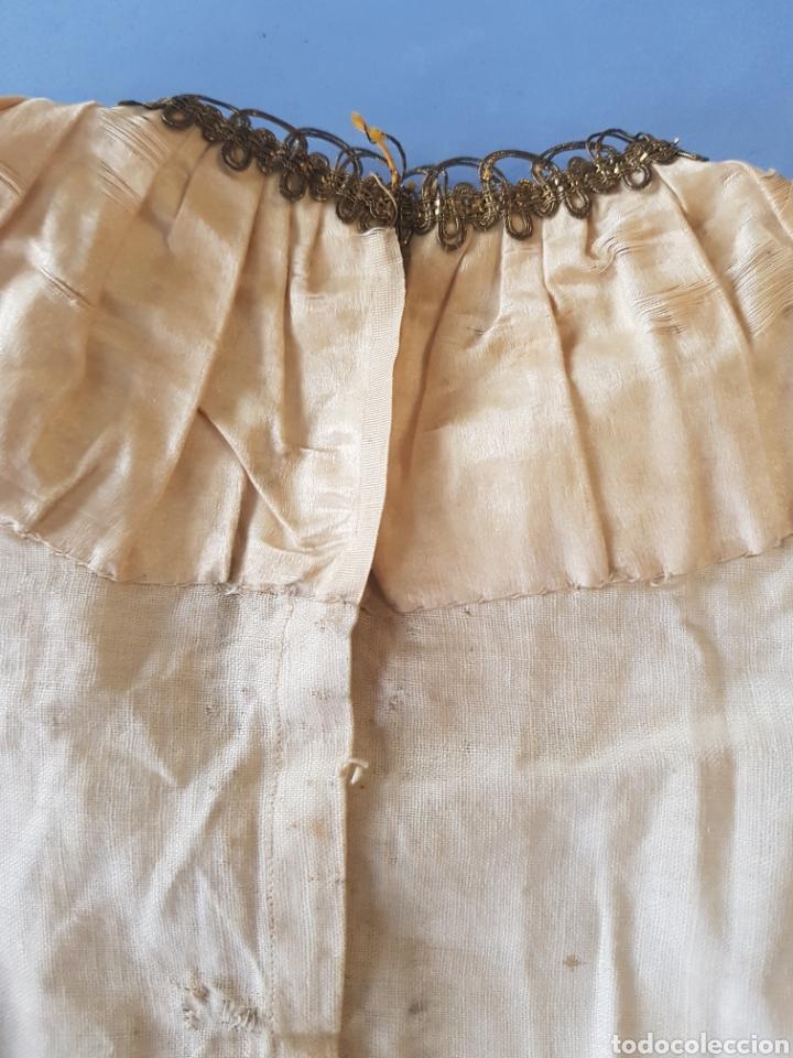 Antigüedades: Falda y camisa de niña , finales del siglo XIX - Foto 6 - 234328835