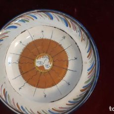 Antiguidades: PLATO EN CERAMICA DE MANISES ANTIGUO. Lote 234370575