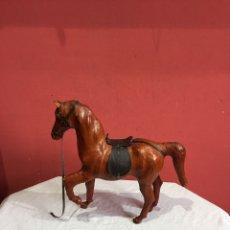 Antigüedades: CABALLO CUERO. Lote 234406225