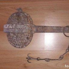 Antiquités: ANTIGUO CEPO DE CAZA PARA COLECCIÓN.. Lote 234461790