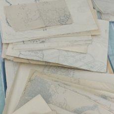Antigüedades: LOTE PATRONES BORDAR S.XIX/XX. Lote 234485540