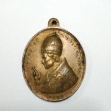 Antigüedades: MEDALLA PIUS IX PONTIFEX MAXIMUS ROMA 1867. Lote 234498755