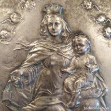 Antigüedades: VIRGEN DEL CARMEN. Lote 234538435