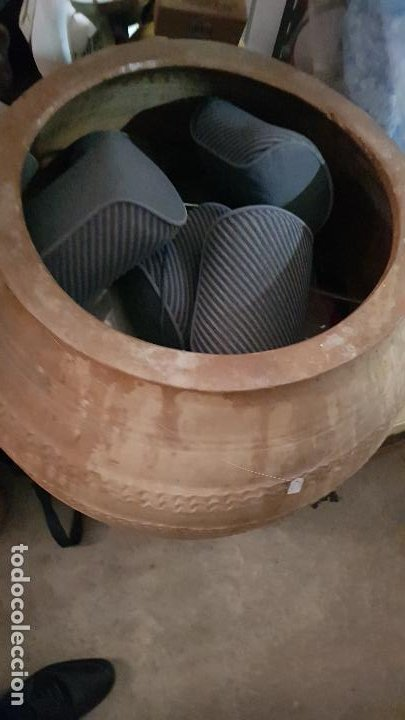 Antigüedades: TINAJA DE ACEITE 56X83 CM - Foto 2 - 234565075