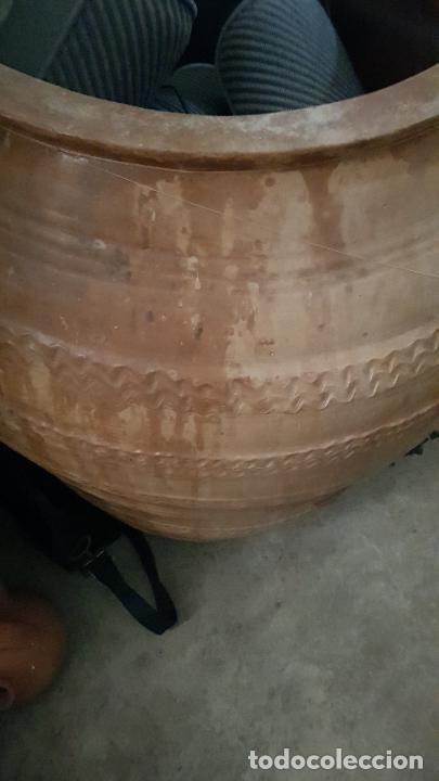 Antigüedades: TINAJA DE ACEITE 56X83 CM - Foto 4 - 234565075