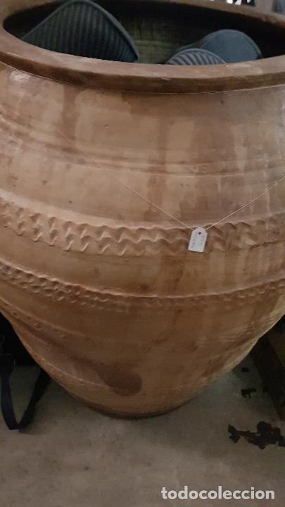 TINAJA DE ACEITE 56X83 CM (Antigüedades - Porcelanas y Cerámicas - Alcora)