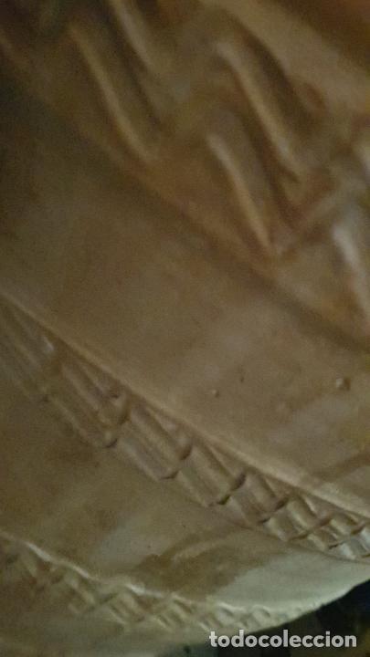 Antigüedades: TINAJA DE ACEITE 42X75 CM ALGUN DESPERFECTO - Foto 6 - 234565835