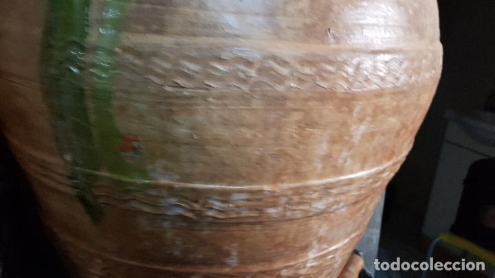 TINAJA DE ACEITE 42X75 CM (Antigüedades - Porcelanas y Cerámicas - Alcora)
