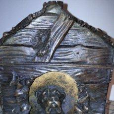 Antigüedades: ANTIGUA CAJA DE CAUDALES. Lote 234571965