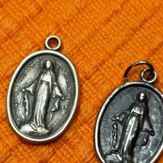 Antigüedades: LOTE DOS MEDALLAS RELIGIOSAS.. Lote 234664890