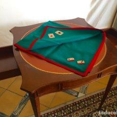 Antigüedades: MESA JUEGO DE CARTAS. Lote 234709480